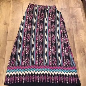 Renee long skirt